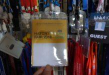 bao thẻ sự kiện hội nghị size 9x12 cm