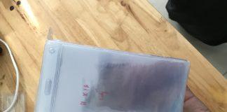 Bao đeo thẻ to sự kiện 11 x16cm
